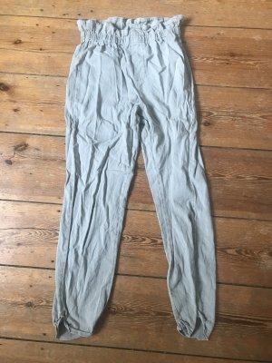 Zara Papagebag Sommer Cotton Jeanshose M 38