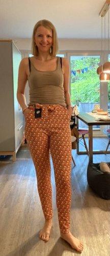 Zara Paperbag Hose Skinny Stretch Gr. S Logomania designerlook