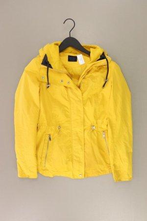 Zara Parka amarillo-amarillo neón-amarillo limón-amarillo oscuro Poliéster