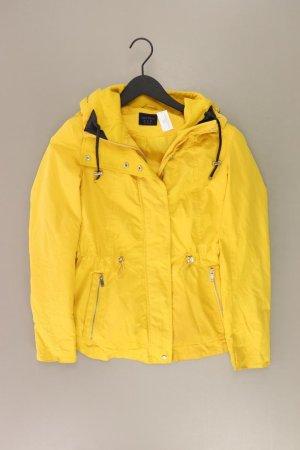 Zara Parka Größe XS gelb aus Polyester
