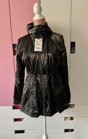 Zara Parka schwarz Größe XS