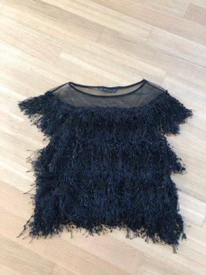 Zara Party Bluse/ Größe S