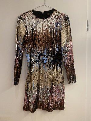 Zara Party Paillettenkleid