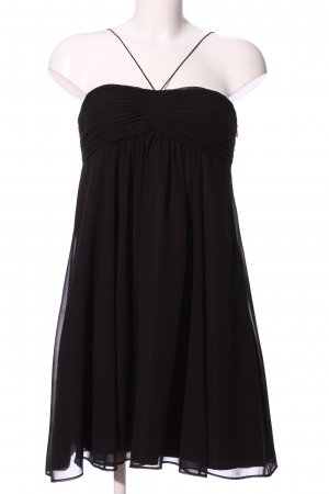 Zara Petticoatkleid schwarz Business-Look
