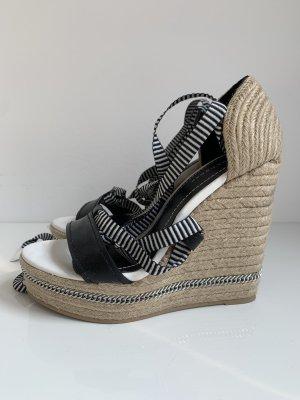 Zara Plateau Sandals NEU