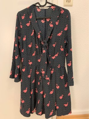 Zara Playsuit Mit Flamingos