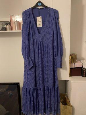 Zara Pliesse Kleid S 38