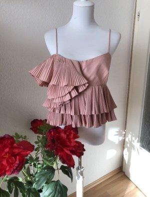 Zara plissee Bluse in S Neu ❤️