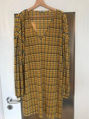 ZARA Plissee Kleid Größe L