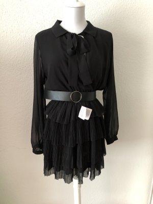 Zara Plissee Kleid in XS Neu