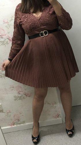 Zara Avondjurk roze