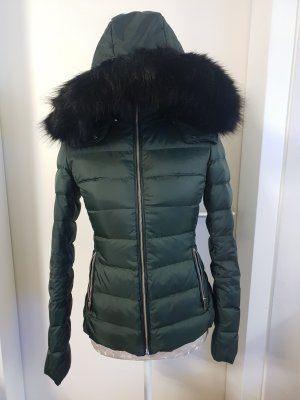 Zara Plüsch Winterjacke