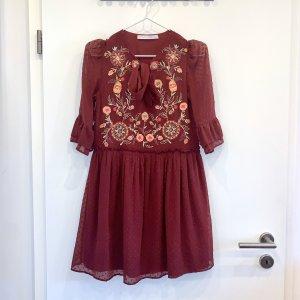 Zara Tunic Dress multicolored