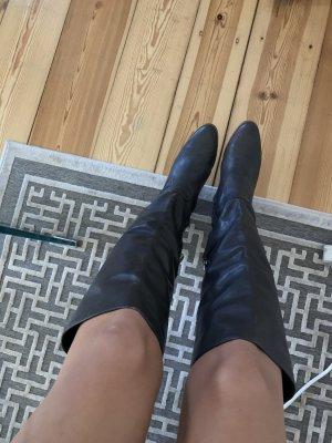 Zara premium Leder boots super Zustand!