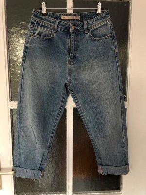 Zara Premium Wash Mom Jeans