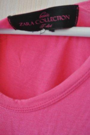 ZARA Pretty in PINK Top Gr. 36/S