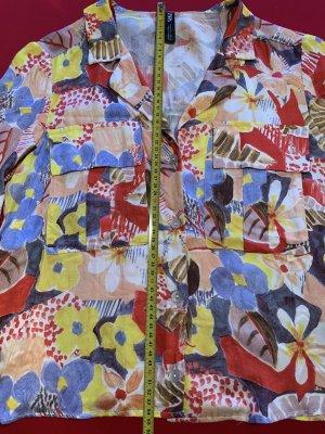 Zara Print Bluse