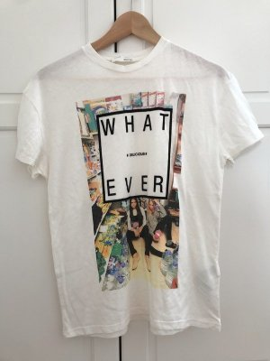 Zara Print Shirt