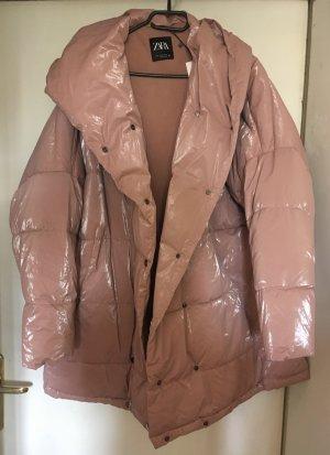 ZARA Puffercoat neu XL oversized