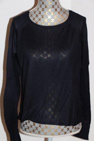 Zara Pulli Pullover Feinstrick Gr. S