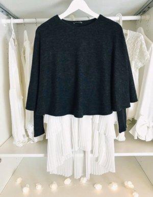 Zara Oversized trui veelkleurig