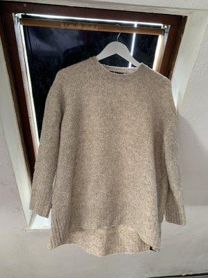 Zara pullover beige