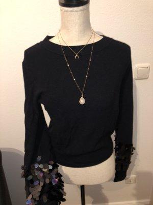 Zara Pullover , blau, Gr. XS, neu