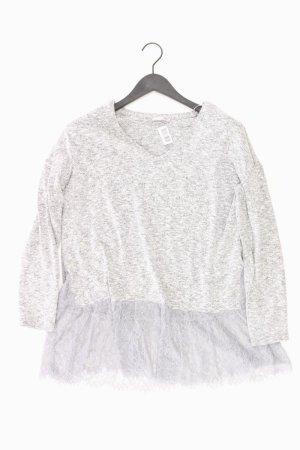 Zara Pullover grau Größe L