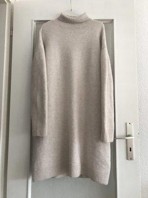 Zara Sweater Dress natural white