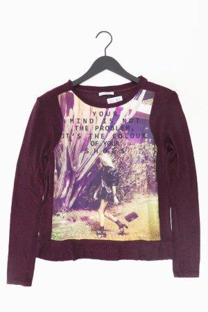 Zara Pullover lila Größe S