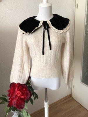 Zara pullover mit Kragen in S Neu ❤️