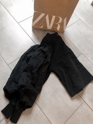 Zara Pullover mit Puff Ärmeln