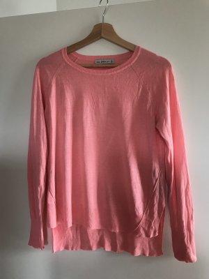 Zara Pullover rosa