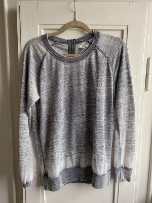 Zara Pullover S used look grau Sweater