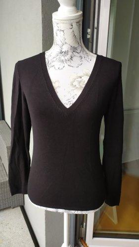 Zara Pullover schwarz Gr. M