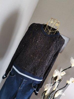 Zara Pullover Spitze Gr. M