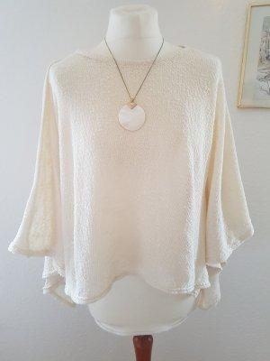 Zara Kimono Sweater cream