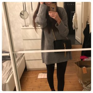 Zara Pulloverkleid Strick Knit Pullover Jumper Oversized Sweater
