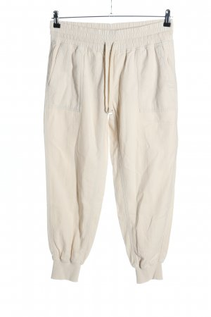 Zara Bloomers natural white casual look