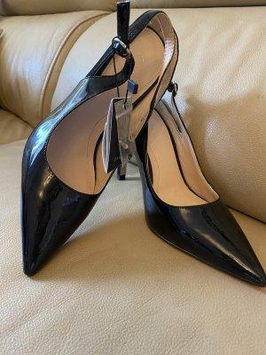 Zara Slingback Pumps black
