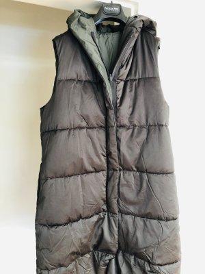 Zara, Regen-/Übergangsjacke, wendbar grün oder schwarz, Grösse M, nur einmal getragen