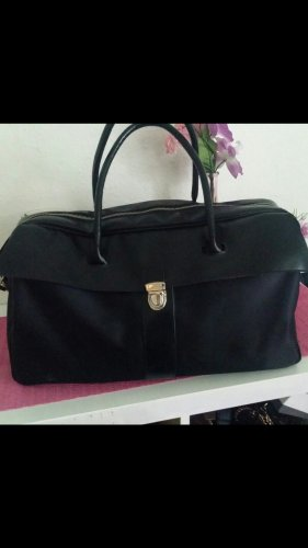 Zara Borsa da weekend nero