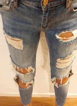Zara Releaxit Fit Medium Rise Jeans