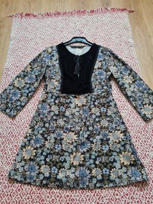 zara Retro mini Kleid medium