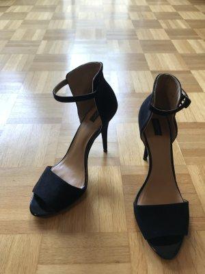 Zara Riemchen Sandalette