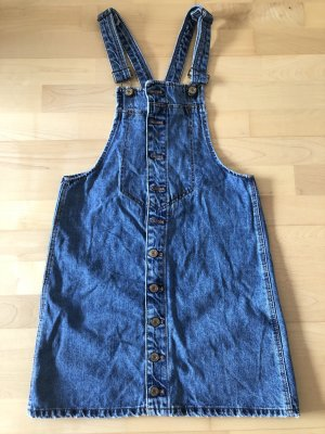 Zara Denim Dress blue cotton