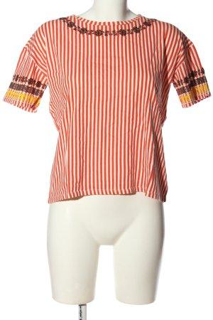 Zara Stripe Shirt striped pattern casual look