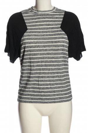 Zara Koszulka w paski Melanżowy W stylu casual