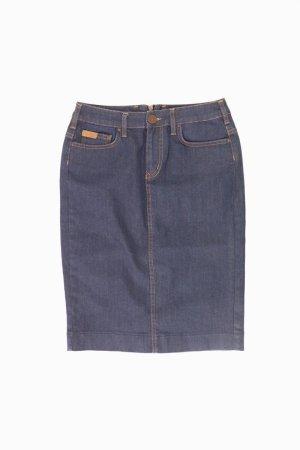 Zara Rock blau Größe 36