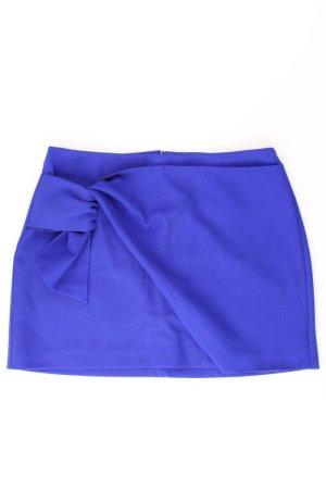 Zara Rock blau Größe L